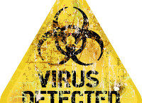 Virus-detected-recovery